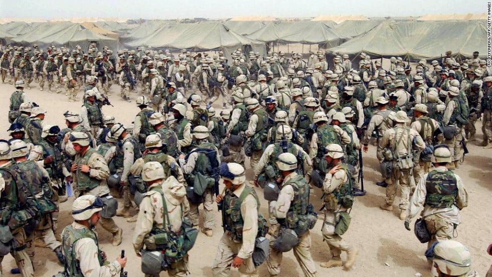 Iraqi war