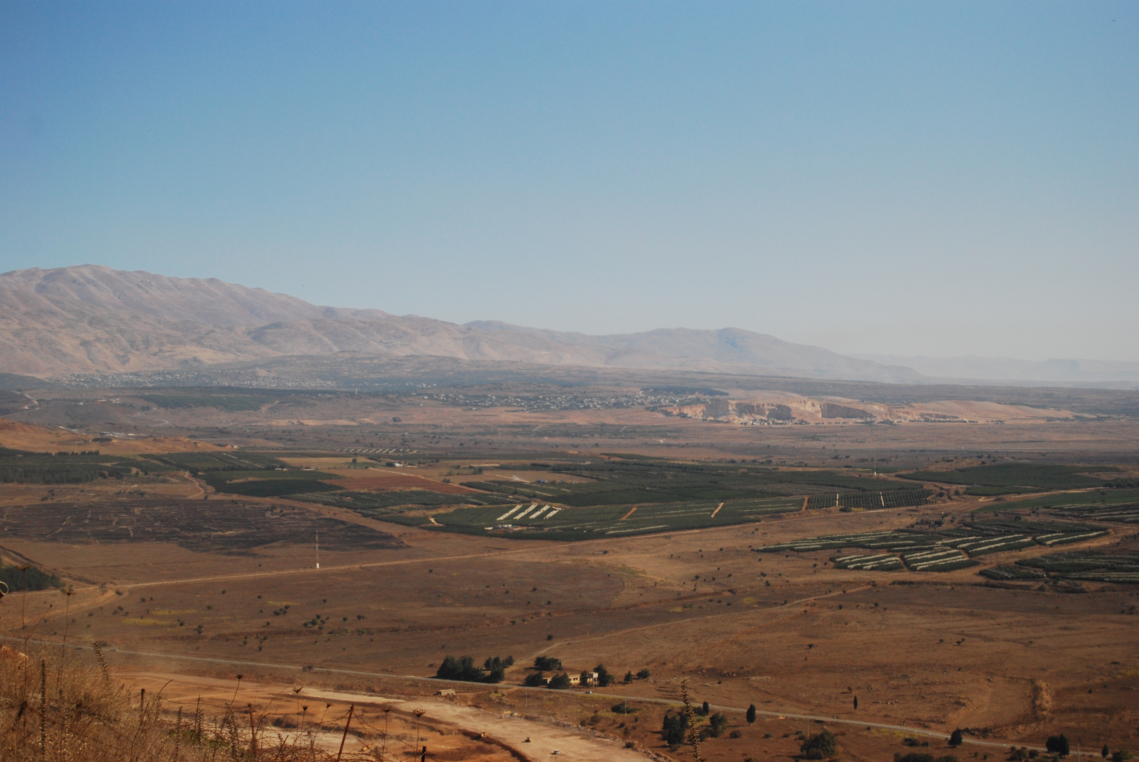 Will The Golan Heights Became the Next War-Front Between Israel and Iran?