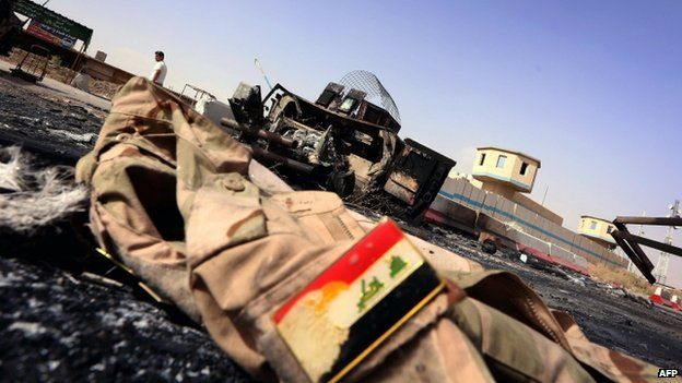 The Fall of Mosul: How ISIS Managed to Take the City