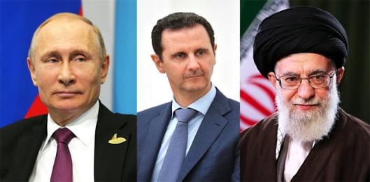 Se la Russia scarica Bashar al-Assad